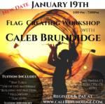 Yuba City Flag Workshop - Jan 19_image